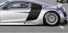 2x Audi Sport Aufkleber Audi S-line seitlich Logo A1 A2 A3 A4 A5 A6 A7 A8 R8 TT