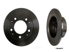 Disc Brake Rotor-Sebro Rear WD Express 405 43066 098