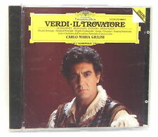Verdi: Il Trovatore [Highlights] / Giulini, Domingo, et al. ~ New CD (1985, BMG)