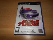 RPM Tuning - PLAYSTATION 2 PS2 - NUEVO FÁBRICA PRECINTADO VERSIÓN PAL