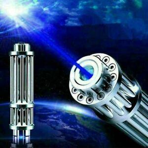 <1MW 450nm Blau Laser 20 Meilen Pointer Laserpointer Beam Licht Outdoor