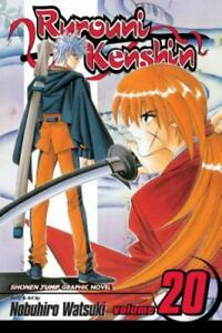 Rurouni Kenshin, Vol. 20 by Nobuhiro Watsuki