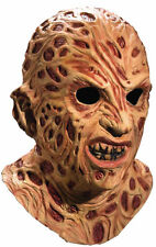 ADULT LICENSED FREDDY SUPER DELUXE OVERHEAD MASK - NEW!