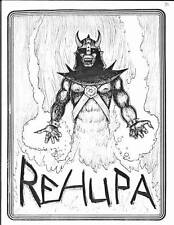 REHUPA - THE ROBERT E. HOWARD APA #71 (1984) original mailing. L Sprague de Camp