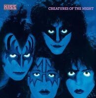 KISS - CREATURES OF THE NIGHT ( LTD.BACK TO BLACK VINYL ) - VINYL LP - NEW!!!
