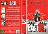 (VHS) East Side Story -Frank Schöbel,Chris Doerk, Karin Schröder (Dokumentation)