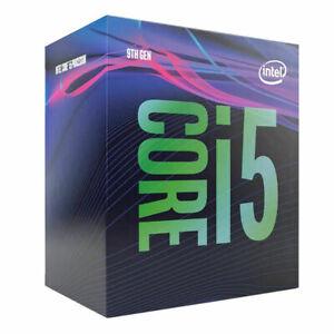 Intel 9th Gen Core i5-9400F 2.9GHz 4.1GHz Turbo Desktop Processor