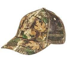 Dodge Ram Licensed Cotton Camo Twill Mesh Hat