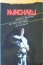 NUNCHAKU KARATE WEAPON OF SELF-DEFENSE BY FUMIO DEMURA KUNG FU MARTIAL ARTS