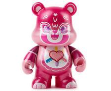 HOPEFUL HEART BEAR ~ Kidrobot Care Bears ~ Vinyl Mini Figure ~ Opened Blind Box