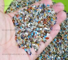 5000 x Mixed Tumblestones Mini Chip Crystal 1mm-3mm Gemstones Bulk Wholesale