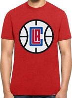47 Cuarenta Seven Brand Los Angeles Cortauñas Club Té de NBA Camiseta T-Shirt