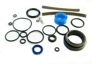 RockShox Reverb Stealth a2, b1 seatpost Seal kit service - upgraded & improved