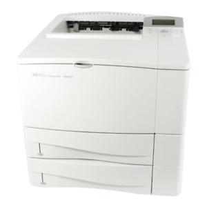 HP LaserJet 4050TN C4254A Schwarz/Weiß Laserdrucker DIN A4 C4254A *Gebraucht*