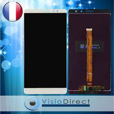 Écran complet pour Huawei Mate 8 blanc vitre tactile + écran LCD