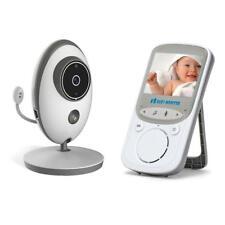VB605 Baby Monitor Wireless LCD Audio Video Portable Baby Camera Walkie Talkie