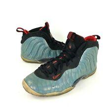 Nike Little Posite One Gone Fishing GS Foamposite 644791-300 Boys Size 6.5Y
