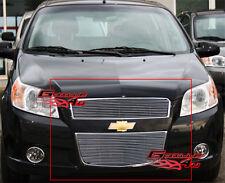 Fits 2009-2011 Chevy Aveo 5 Door Hatchback Billet Grille Grill Insert T255