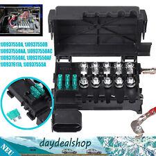 Sicherungskasten Batteriedose Für VW AUDI JETTA BORA GOLF MK4 99-04 1J0937550A/B