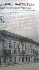 1925 50 Siemenshaus Siemens Berlin ....2 Hefte