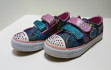 Zapatillas de niña con purpurina