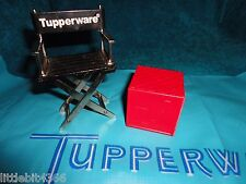 VINTAGE TUPPERWARE TUPPER TOY BUSY BLOCKS REPLACEMENT RED LETTER L FOR LION