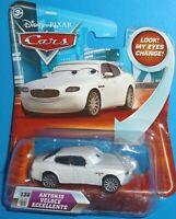 2010 Disney Pixar Cars Look! My Eyes Change Antonio Veloce Eccellente #138 VHTF