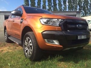 FORD RANGER BASH PLATE PX / MAZDA BT50 2012 ON. CODE 036 A,B & C 3PIECE SET