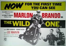 Marlon Brando: The Wild One (1954)   US Import Filmplakat Poster 68x98 cm