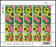Thailand 2007 Definitive Stamp (Flowers) FS