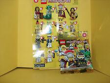 LEGO 71001  N°4 AMAZONE GUERRIERE NEUF jamais ouvert série 10