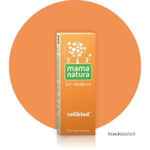 Colikind Mama Natura DHU-oral anti colic baby drops,  20ml
