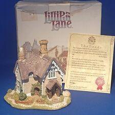 Vintage & Retired - LILLIPUT LANE - JOHN BARLEYCORN COTTAGE - Boxed with Deeds