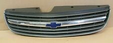 2000 CHEVY MALIBU GRILLE BLUE BOW TIE/ CHROME /GRAY