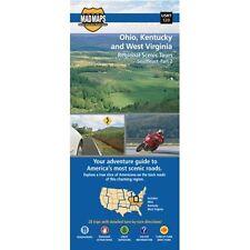 U.S. Regional Touring Map: Southeast: Part 2 [Feb 01, 2007] MAD Maps