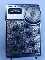 Vintage Motorola X24N All Transistor AM radio