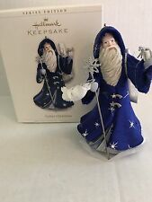 Hallmark Keepsake Father Christmas #3 Rare 2006 New In Box Ornament