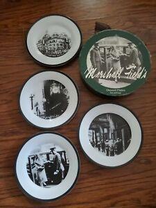 Marshall Fields Dessert Plates