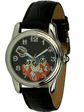 Disney Automatic watch with Panzerknacker Motive, Unisex watch, Collector's