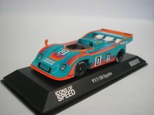 Porsche 917/30 Spyder #0 H.Múller 1/43 spark WAP0209170MKED New
