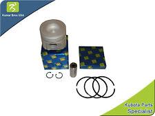New Kubota V1702-DI Kit Piston & Rings STD