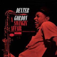 A Swingin' Affair by Dexter Gordon (Vinyl, Apr-2013, Blue Note (Label))