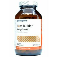 Bone Builder Vegetarian 270 tabs by Metagenics