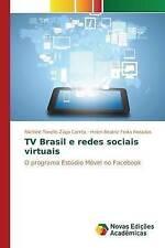 NEW TV Brasil e redes sociais virtuais (Portuguese Edition)