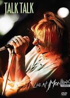 Talk Talk Live At Montreux 1986 (2008) 14-track DVD Neuf / Scellé