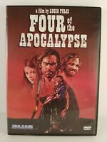 Four Of The Apocalypse DVD: 1975 film Lynne Frederick  OOP *Graphic Violence*