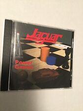 Power Games by Jaguar CD on Neat Metal Records 1998 EEC RARE OOP NWOBHM vinyl lp