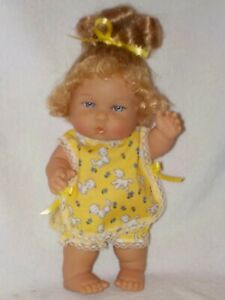 "10"" Lots To Love Baby Steps Cute Chloe Berenguer Baby Doll"