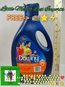 Downy ConcentratedoSport2.8LBloquea Malos Olores D Ropa Apestosa y Jedionda(🆓🚚