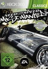 XBOX 360 Need for Speed Most Wanted tedesco usato ottime condizioni